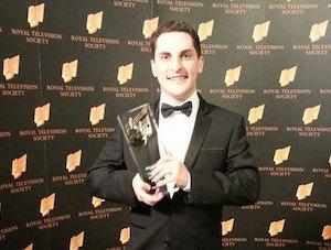 Peter Smith 2014 winner